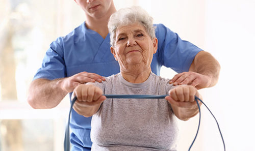 Find a qualified physical therapist at Walk in clinic