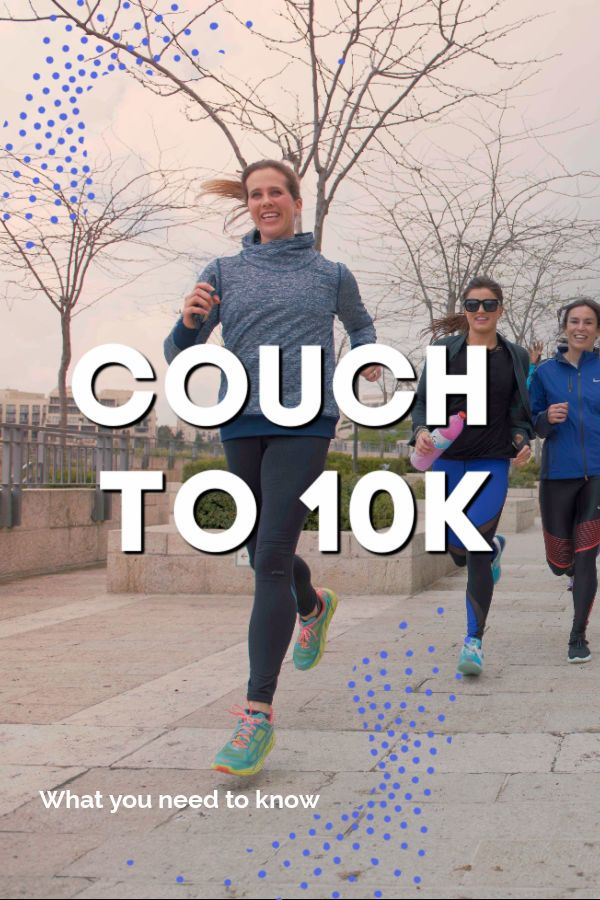 Couch to 10K | Everything You Need to Succeed