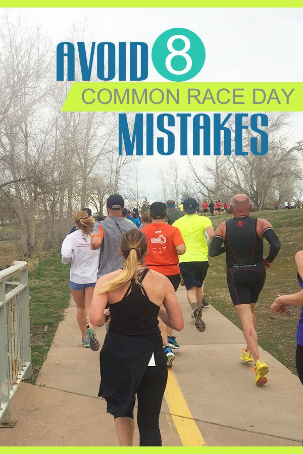 8 Running Mistakes That Will Ruin Your Race Day