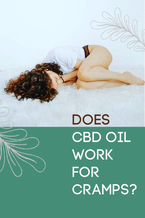CBD Oil for Cramps | Managing Your Period as a Runner