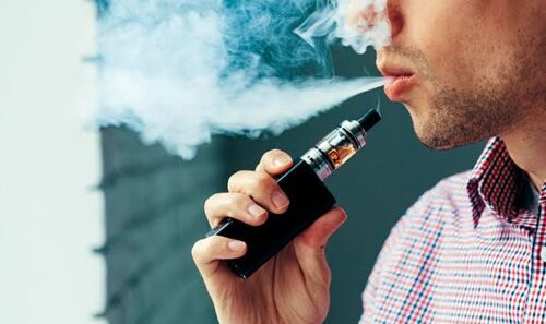 WHY VAPING MAY NOT BE AS COOL AS YOU THINK