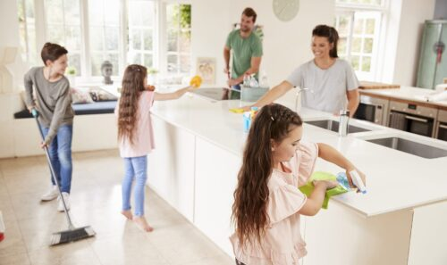 10 BASIC WAYS TO BOOST YOUR KITCHEN HYGIENE
